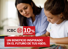beneficio ICBC - Complejo Educativo