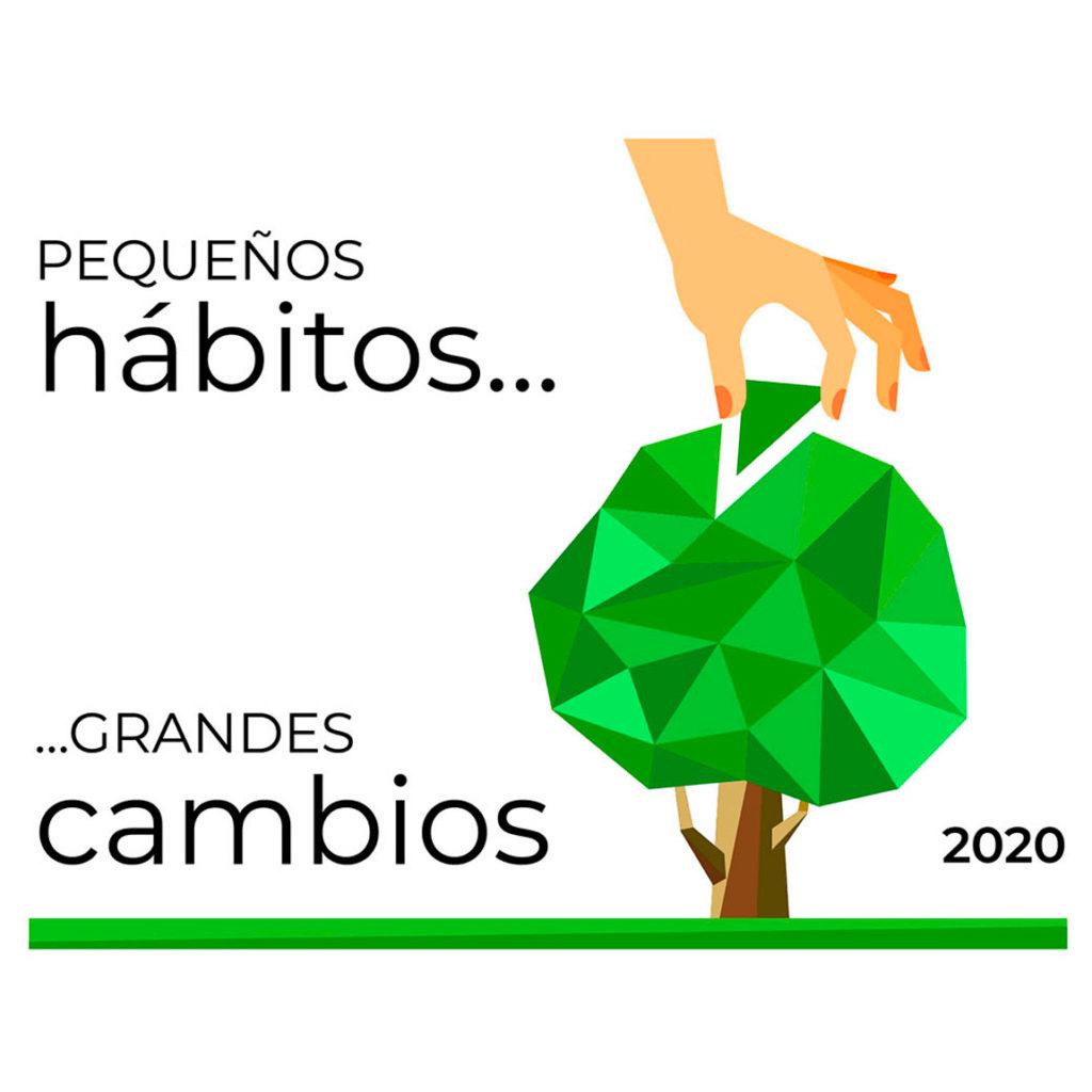 Lema 2020 - Pequeños hábitos, grandes cambios.